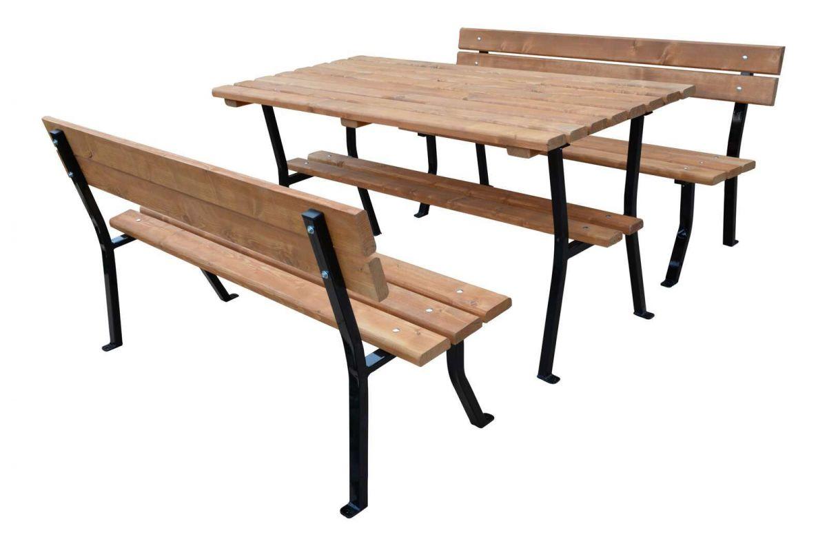 Zahradní posezení set Nela 180 RB Garden - vše pro venkovní posezení na zahradě a na terase