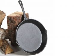 Cook King Litinová pánev natural 28 cm