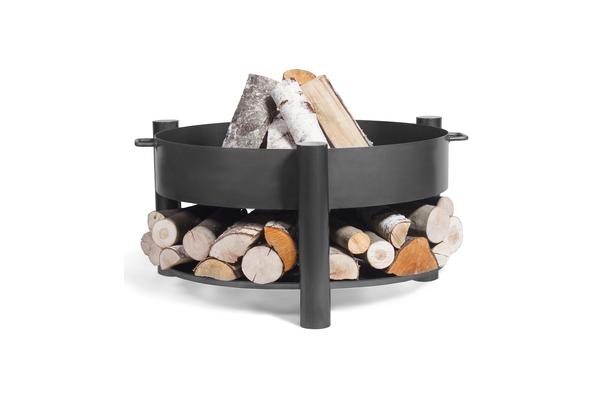 COOK KING Montana 70 cm - ohniště přenosné Cookking - vše pro venkovní posezení na zahradě a na terase