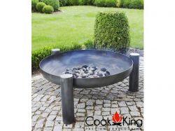 Cook King Ohniště Palma 80 cm Cookking - vše pro venkovní posezení na zahradě a na terase