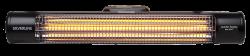 Infrazářič nástěnný topidlo Silverline 1200 IPX4 wall