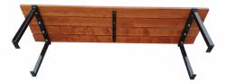 Lavice bez opěradla profil 150 cm RB Garden - vše pro venkovní posezení na zahradě a na terase