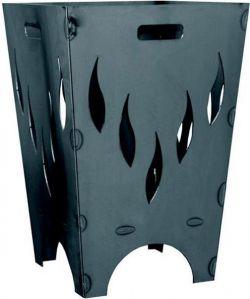 Ohnivý koš - ohniště čtvercové 40x40 cm