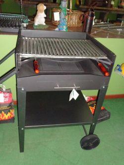 Zahradní BBQ gril na dřevěné uhlí BP-44 Bronpi - vše pro venkovní posezení na zahradě a na terase
