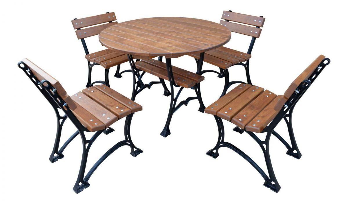 Zahradní sedací souprava Královská II RB Garden - vše pro venkovní posezení na zahradě a na terase