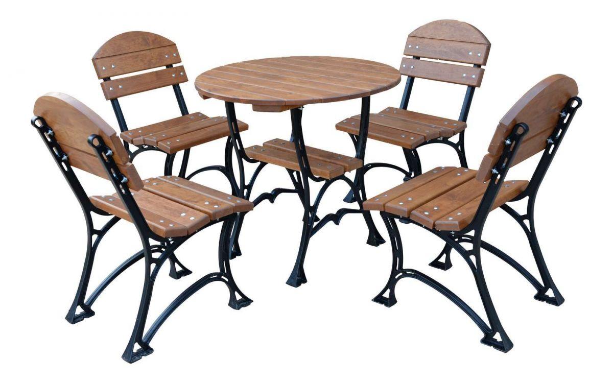 Zahradní sedací souprava Královská V RB Garden - vše pro venkovní posezení na zahradě a na terase