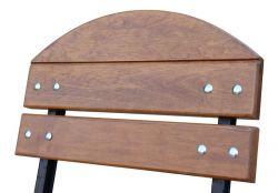 Zahradní židle Královská litinová De Luxe RB Garden - vše pro venkovní posezení na zahradě a na terase