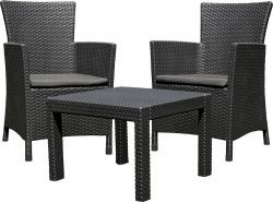 ROSARIO DUO set, antracit