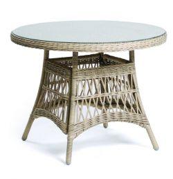 DENVER stůl ratanový kulatý 100 cm