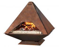 Aduro Prisma  nízkolegovaná ocel- pizza pec a venkovní krb