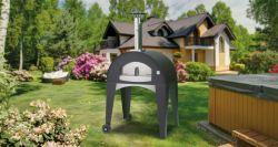 AMALFI - pizza pec na dřevo Fontana Forni - vše pro venkovní posezení na zahradě a na terase