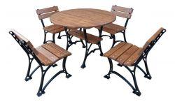 Jaký vybrat venkovní zahradní nábytek do restaurace? - 1868744 -