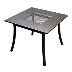 PALO 90x90 cm stůl kovový