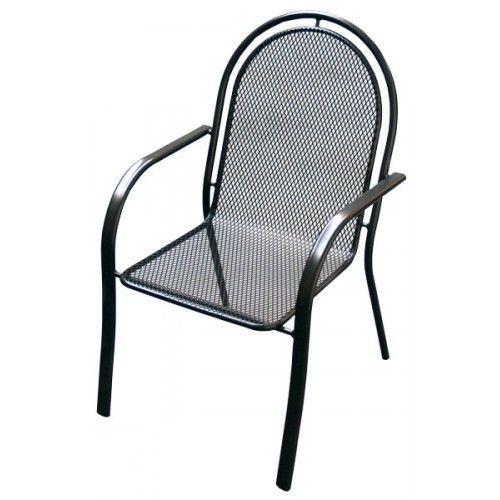 Uniko Corina, židle kovová Unikov - vše pro venkovní posezení na zahradě a na terase
