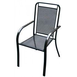 Unikov Savana, židle kovová