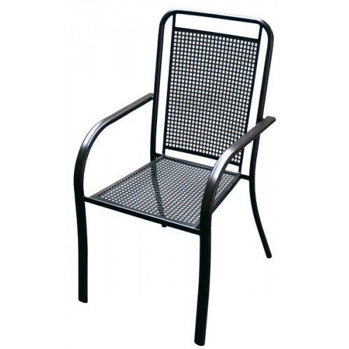 Uniko Savana, židle kovová Unikov - vše pro venkovní posezení na zahradě a na terase