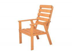 Venkovní posezení z masivu? Dřevěný zahradní nábytek levně. - 1868750 -