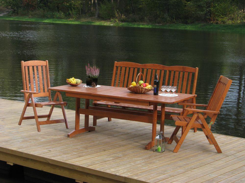 Zahradní nábytek sestava LUISA 3 + 1 Rojaplast - vše pro venkovní posezení na zahradě a na terase