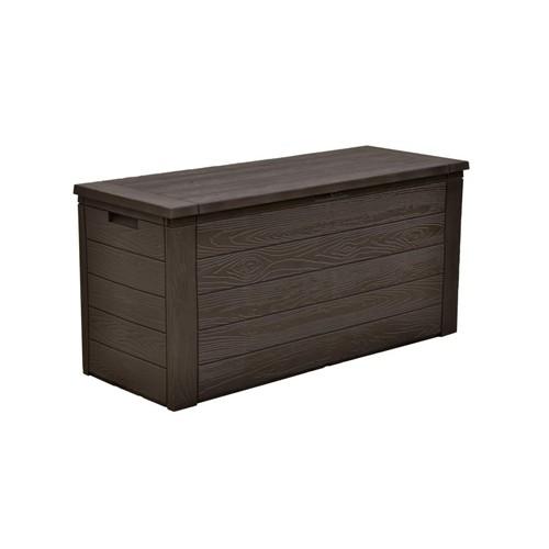 Box na podsedáky WOODY, 120 x 60 x 45 cm Lienbacher - vše pro venkovní posezení na zahradě a na terase