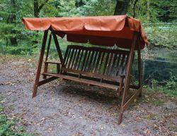 ANETA houpačka Rojaplast - vše pro venkovní posezení na zahradě a na terase