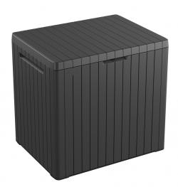 CITY BOX 113L -  grafit