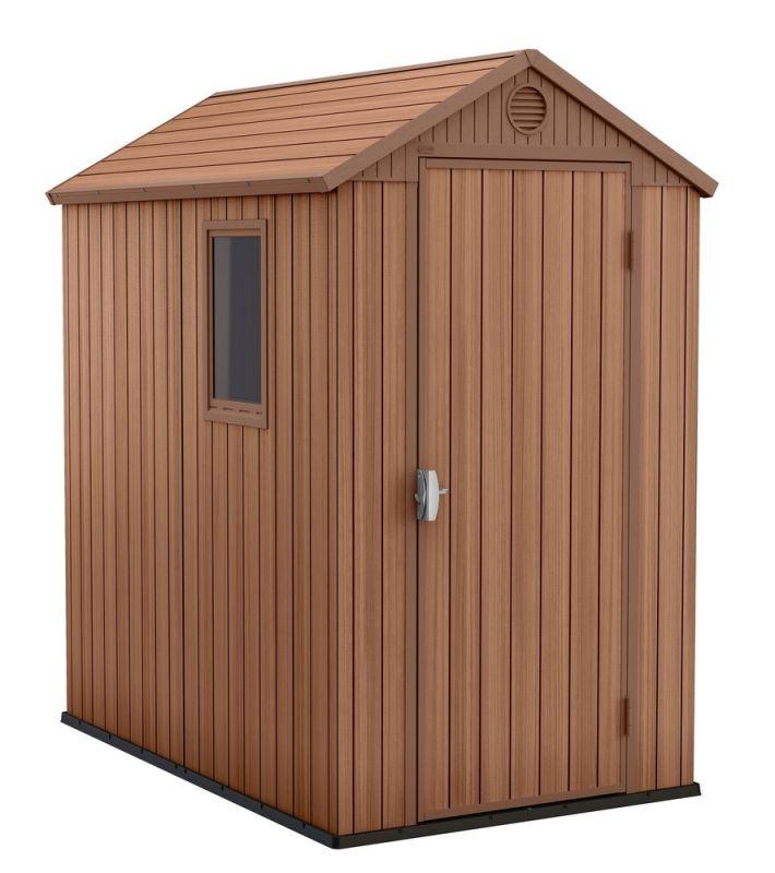 DARWIN 4x6 domek zahradní Keter - vše pro venkovní posezení na zahradě a na terase