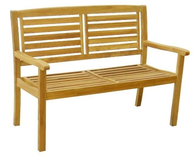 KRISTINA lavice Rojaplast - vše pro venkovní posezení na zahradě a na terase