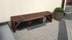 Lavice NEW STYLE Rojaplast - vše pro venkovní posezení na zahradě a na terase