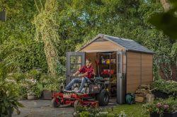 NEWTON 759 domek Keter - vše pro venkovní posezení na zahradě a na terase
