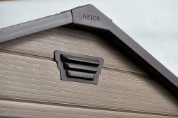 SCALA domek 6x5 Keter - vše pro venkovní posezení na zahradě a na terase