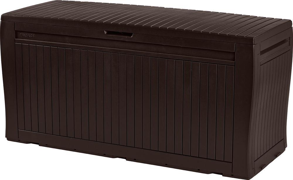 COMFY úložný box - 270L Keter - vše pro venkovní posezení na zahradě a na terase