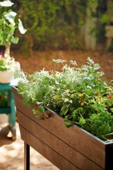 květináč URBAN BLOOMER Keter - vše pro venkovní posezení na zahradě a na terase