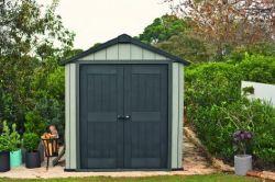 OAKLAND 757 domek Keter - vše pro venkovní posezení na zahradě a na terase