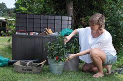 SHERWOOD úložný box - 270L Keter - vše pro venkovní posezení na zahradě a na terase