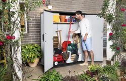 skříňka PREMIER HIGH STORE Keter - vše pro venkovní posezení na zahradě a na terase