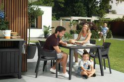 ELISA křeslo - cappuccino Keter - vše pro venkovní posezení na zahradě a na terase