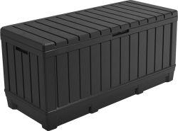 KENTWOOD BOX 350L grafit Keter - vše pro venkovní posezení na zahradě a na terase