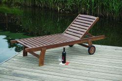 ANETA lehátko dřevěné Rojaplast - vše pro venkovní posezení na zahradě a na terase