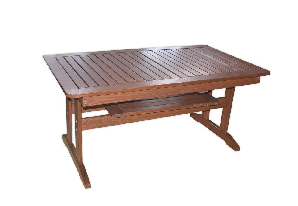 ANETA zahradní stůl Rojaplast - vše pro venkovní posezení na zahradě a na terase