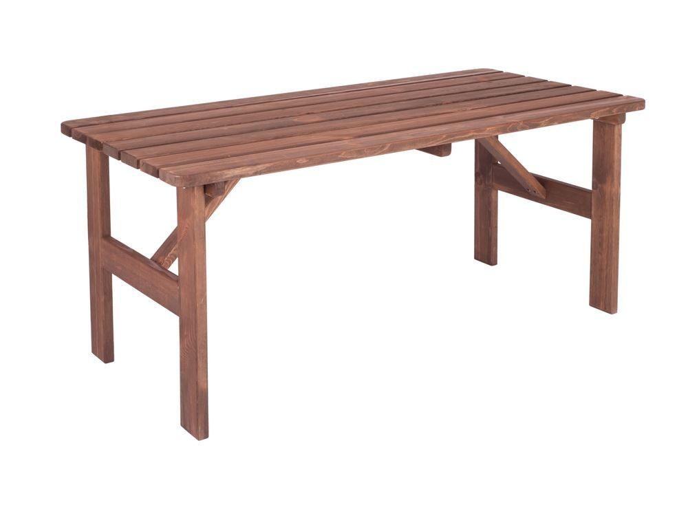 MIRIAM stůl zahradní 150 cm Rojaplast - vše pro venkovní posezení na zahradě a na terase