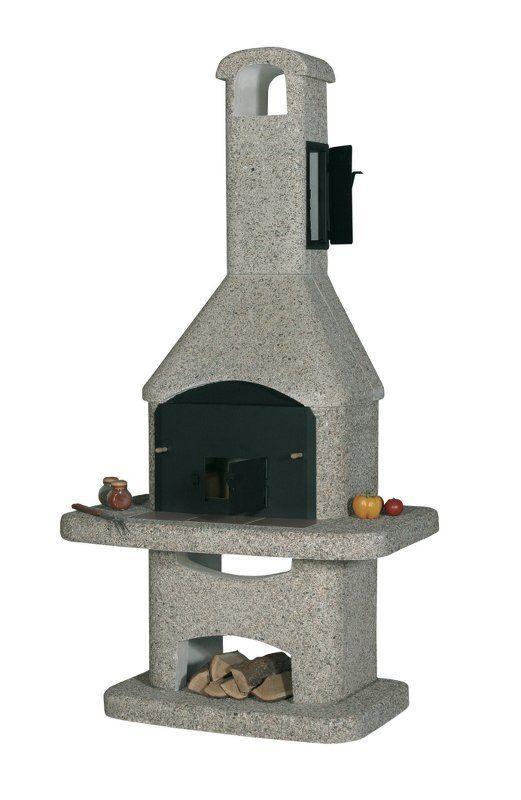 Norman Atlas s douzovací střechou - zahradní krb - vše pro venkovní posezení na zahradě a na terase