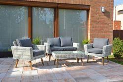 PHOENIX zahradní sedací souprava umělý ratan Keter - vše pro venkovní posezení na zahradě a na terase