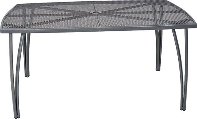 Stůl kovový ZWMT- 24 Rojaplast - vše pro venkovní posezení na zahradě a na terase