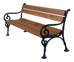 Venkovní parkové lavičky RB Garden - levné a kvalitní lavičky