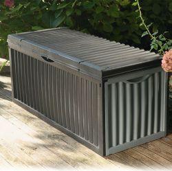 Venkovní úložný box Wave 2015 Lienbacher - vše pro venkovní posezení na zahradě a na terase