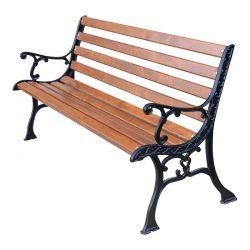 Zahradní nábytek, který vydrží dlouhá léta - kombinace ocel a dřevo - RB Garden - 1855365 -