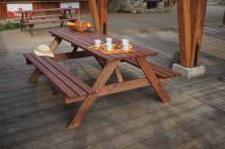 Zahradní set PIKNIK - 180 cm Rojaplast - vše pro venkovní posezení na zahradě a na terase