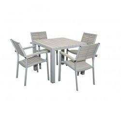 Zahradní stůl GENUA 90 x 90 cm Doppler - vše pro venkovní posezení na zahradě a na terase