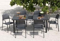 Nardi Levante, stůl venkovní rozkládací - vše pro venkovní posezení na zahradě a na terase