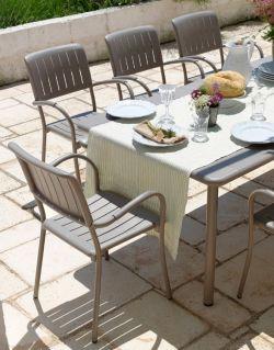Nardi Musa, židle venkovní - vše pro venkovní posezení na zahradě a na terase